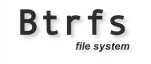 Logo BRTFS Filesystem
