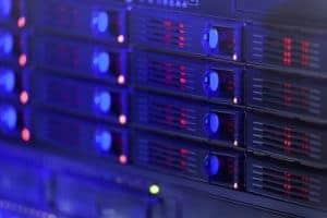 RAID-server-array