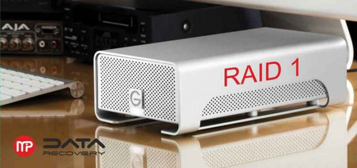 raid 1 - MiP Data Recovery